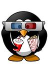 Afbeelding 3D cinema