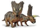 Afbeelding Pentaceratops dinosaurus