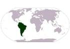 Afbeelding Zuid Amerika