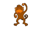 Afbeelding aap