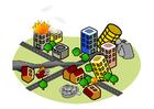 Afbeelding aardbeving