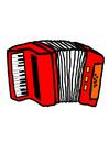 Afbeelding accordeon