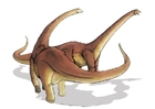 Afbeelding alamosaurus
