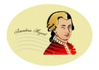 Afbeelding Amadeus Mozart