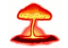 Afbeelding atoomexplosie