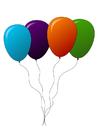 Afbeelding balonnen