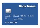Afbeelding bankkaart - voorzijde