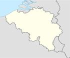 Afbeelding België blanke kaart