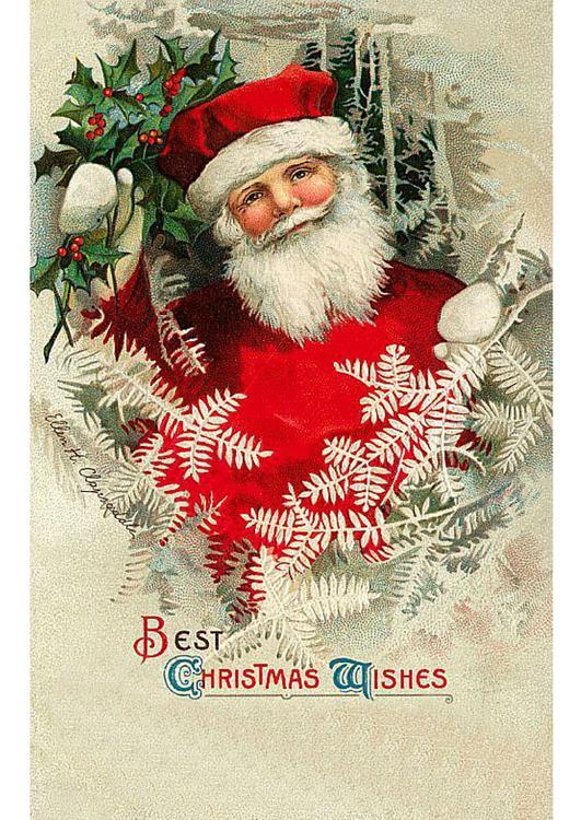 Afbeelding Prent Beste Kerstwensen Afb 20485