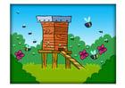 Afbeelding bijenkorf