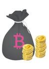Afbeelding bitcoins