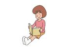 Afbeelding boek lezen