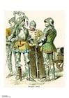 Afbeelding bourgondiers ( 15e eeuw )