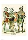 Afbeelding bourgondiërs ( 15e eeuw )