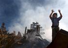 Foto brandweerman WTC