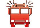 Afbeelding brandweerwagen