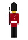 Afbeelding Britse koninklijke wacht