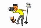 Afbeelding cameraman