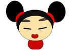 Afbeelding Chinees meisje