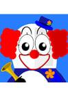 Afbeelding clown
