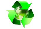 Afbeelding de aarde - recyclage