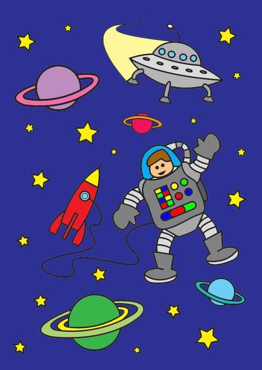 Afbeeldingsresultaat voor afbeelding de ruimte