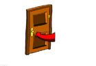 Afbeelding deur dicht - energiebesparing