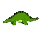 Afbeelding dinosaurus