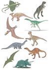 Afbeelding dinosaurussen