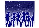 Afbeelding disco