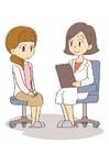 Afbeelding doktersbezoek