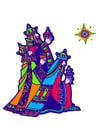 Afbeelding driekoningen