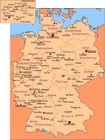 Duitsland - steden