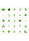 Afbeelding ecologische iconen