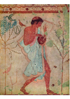 Afbeelding Etruskische beschildering