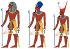 Afbeelding farao