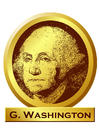 Afbeelding G. Washington