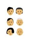 Afbeelding gezichten