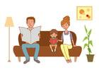 Afbeelding gezin