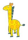 Afbeelding giraf