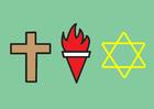 Afbeelding godsdienst-zedenleer..