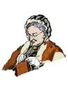 Afbeelding grootmoeder