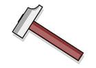 Afbeelding hamer