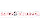 Afbeelding happy holidays