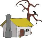 Afbeelding heksenhuis