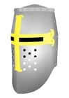 Afbeelding helm van ridder