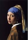 Afbeelding Het meisje met de parel - Johannes Vermeer