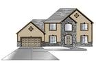 Afbeelding huis met garage
