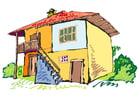 Afbeelding huis