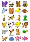 Afbeelding icoontjes voor kleuters